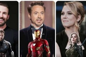 Các 'siêu anh hùng' của Marvel thay đổi như thế nào sau 10 năm?