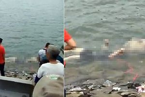 Tình tiết bất ngờ vụ đôi nam nữ nắm tay nhau tử vong dưới hồ
