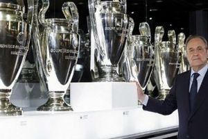 Vừa vô địch Champions League, Real đau đầu vì không có chỗ để cúp