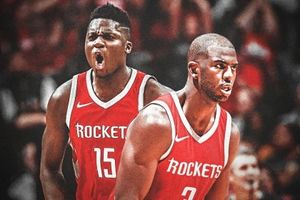 Gục ngã ở chung kết miền Tây, Houston Rockets tìm mọi cách giữ chân Chris Paul