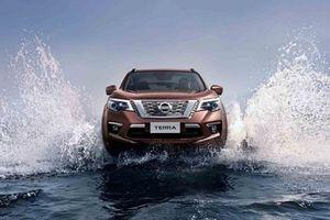Cận cảnh SUV 7 chỗ Nissan Terra mới ra mắt thị trường ĐNA