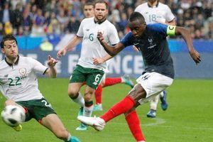 'Vua bọ cạp' lên tiếng, Pháp thắng nhẹ Ireland