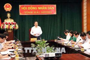 Nâng cao chất lượng hoạt động của Hội đồng nhân dân tỉnh Hải Dương