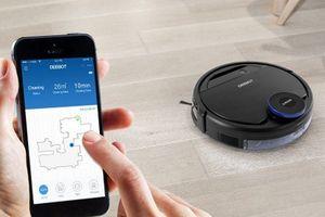 Những lưu ý khi sử dụng robot hút bụi trong nhà