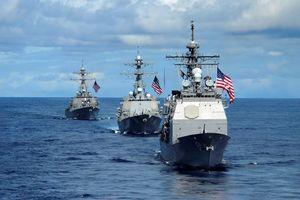 Điều gì khiến tuần dương hạm Mỹ mỗi khi đi vào biển Đông là Trung Quốc lo lắng và phản đối