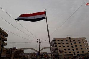 Quân đội Syria giương cờ trên 3 thị trấn ở Nam Damascus