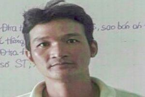 Đối tượng chém cảnh sát trọng thương ở Vĩnh Long đã sa lưới