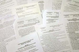 Xử lý sau thanh tra tại Văn Võ (Chương Mỹ, Hà Nội): Còn nhiều nội dung chưa thực hiện xong