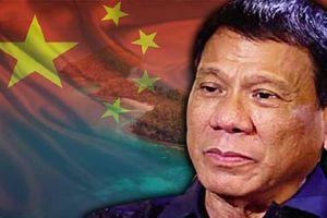 Tổng thống Philippines tuyên bố 'sẵn sàng chiến tranh' với Trung Quốc