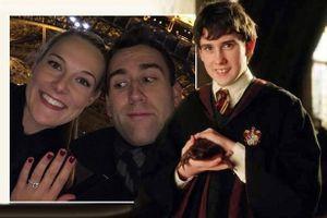 Diễn viên 'Harry Potter' kết hôn tại Ý