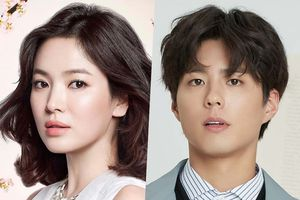 Song Hye Kyo bị dân mạng cho lên chức... dì nếu đóng cặp với Park Bo Gum