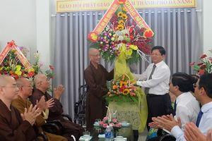 Đà Nẵng: Náo nức Đại Lễ Phật đản Phật lịch 2562