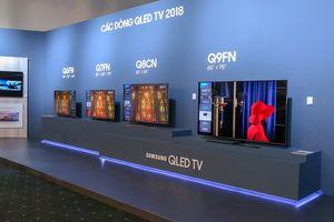Cách phân biệt các dòng TV 4K mới 2018 vừa ra mắt thị trường Việt Nam
