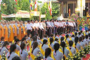 Thừa Thiên - Huế tổ chức đại lễ Phật đản Phật lịch 2562