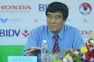 Phó Chủ tịch VFF Nguyễn Xuân Gụ từ chức: 'Kịch' hay còn phía trước?