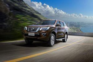 Ảnh chi tiết Nissan Terra giá 650 triệu đồng vừa ra mắt
