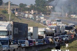 Brazil loại trừ khả năng quân đội can thiệp giải tán biểu tình