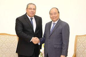 Việt Nam luôn coi trọng quan hệ hợp tác bạn bè truyền thống với Ai Cập