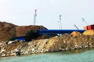 Bình Định: Cho phép DN tiếp tục lấn biển xây dựng cảng hàng