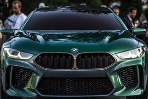 Vẻ đẹp ''vạn người mê'' của BMW Concept M8 Gran Coupe