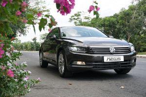 'Soi' Volkswagen Passat BlueMotion: Mẫu sedan hạng D đáng chú ý nhất tại Việt Nam