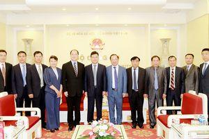 Việt Nam - Trung Quốc tăng cường hợp tác trong công tác Thanh tra