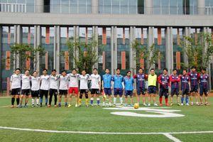 Giao hữu các câu lạc bộ khu vực Seoul năm 2018