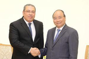 Thủ tướng tiếp tân Đại sứ Ai Cập và Sudan