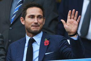 Đến lượt Lampard chuẩn bị theo nghiệp HLV
