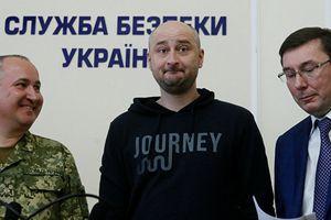 Nhà báo bị 'bắn chết' bất ngờ sống lại, tố mật vụ Nga âm mưu ám sát