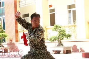 Về người lính đặc công được tôn vinh điển hình tiên tiến toàn quốc