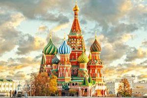 Vẻ đẹp của nước Nga qua 11 thành phố đăng cai World Cup 2018
