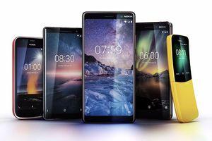 Tất cả điện thoại Nokia từ HMD Global đều hỗ trợ Android P
