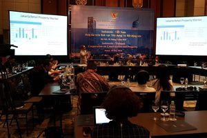 Tăng cường hợp tác giữa Indonesia và Việt Nam về xây dựng và bất động sản