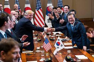 Hội nghị thượng đỉnh Mỹ-Triều Tiên: Giằng co dai dẳng