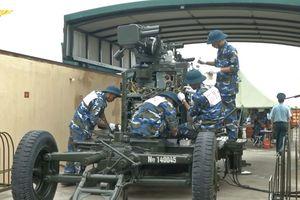 Cách Việt Nam bảo quản pháo phòng không