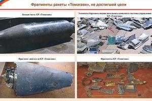 Các chuyên gia Nga tiến hành giải mã bí ẩn của tên lửa hành trình