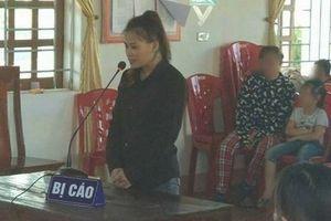 'Nữ quái' xứ Nghệ sang Hà Tĩnh buôn bán ma túy lĩnh án 7 năm tù