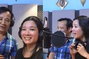 Clip: Quang 'Tèo' tự tin khoe giọng hát cùng Thanh Thanh Hiền