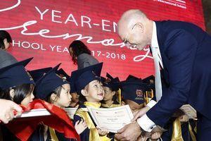 VAS trao Học bổng gần 1 tỷ đồng cho học sinh xuất sắc