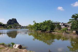 Dự án 'siêu đội vốn' tại sông Sào Khê: Vốn ngân sách còn thiếu 300 tỉ đồng