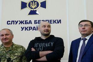 Ukraine 'dàn dựng' cái chết của nhà báo Nga, Moscow cảm thấy 'bị bôi nhọ'
