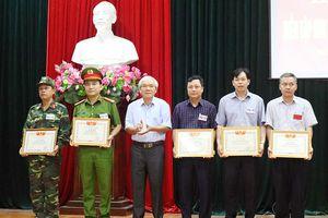 Huyện Phù Ninh (Phú Thọ) hoàn thành diễn tập khu vực phòng thủ