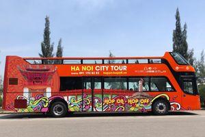 Miễn phí 1 tháng đi xe buýt 2 tầng cho trẻ em nhân dịp 1-6