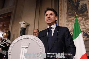 Ông Giuseppe Conte tuyên thệ nhậm chức Thủ tướng Italy