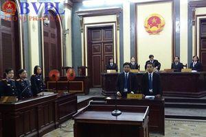 Nguyên cố vấn cao cấp của Ngân hàng Đại Tín chịu mức án 30 năm tù