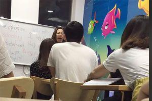 Vì sao người mạt sát học viên là óc lợn không được coi là giáo viên?
