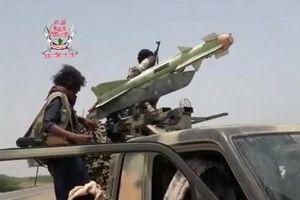 Tổ hợp tên lửa phòng không tự chế của Houthi bắn rơi trực thăng Apache tối tân