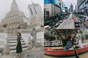 Kinh nghiệm du lịch Thái Lan tự túc 4 ngày 3 đêm, không giỏi tiếng Anh vẫn vi vu 'ngon lành'