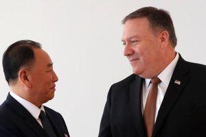 Ngoại trưởng Mỹ cho biết thảo luận với Triều Tiên có tiến bộ nhưng sẽ không có giải pháp sớm